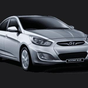 Uygun Hyundai Accent Blue kirala